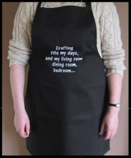 Crafting Apron